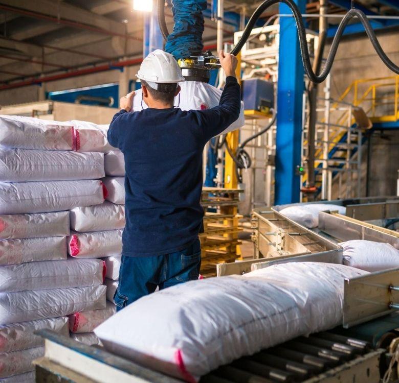 Conducteur.rice de machine de production